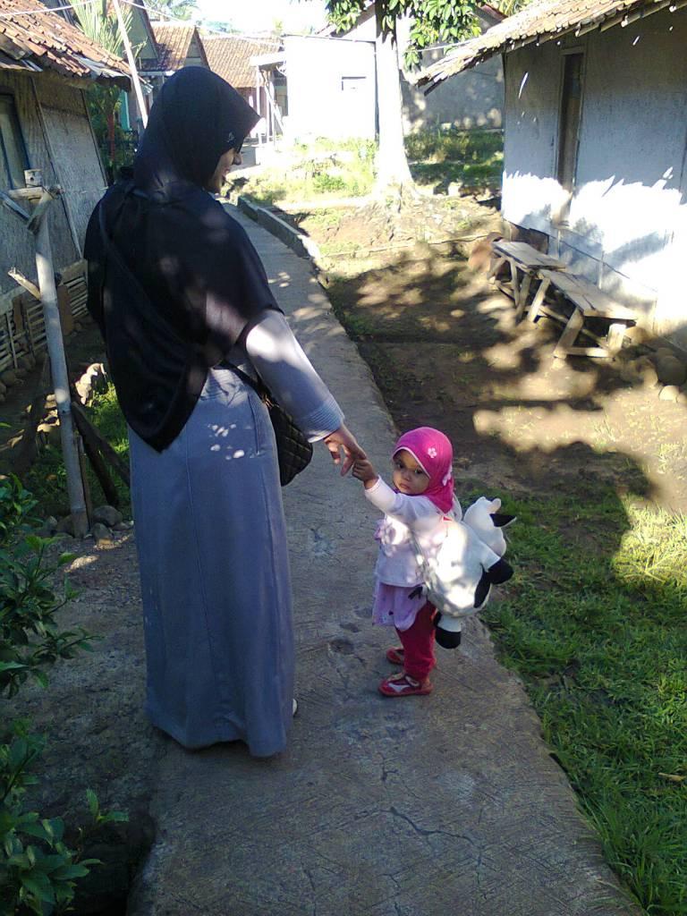 Me and Ummi