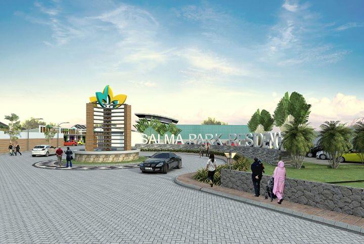Salma Park Gate