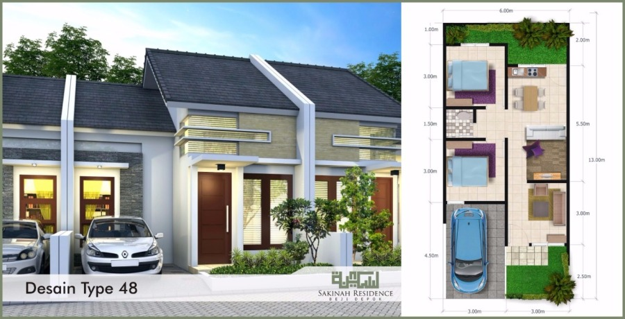 Preview Sakinah Residence