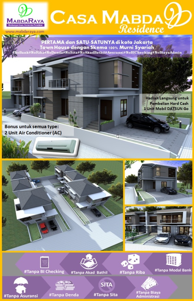Casa Mabda Residence - Brosur