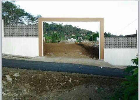 Gerbang Utama Pesona Giri Mekar