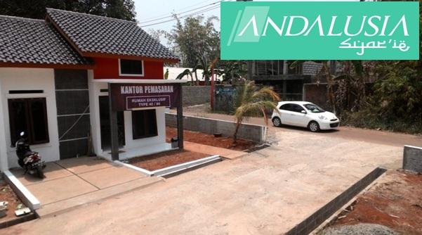 Kantor Pemasaran Andalusia Syarie Cluster