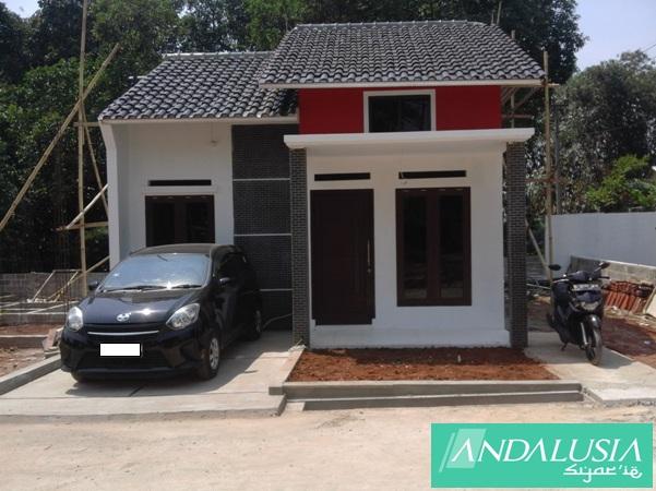 Rumah Andalusia Syarie Cluster