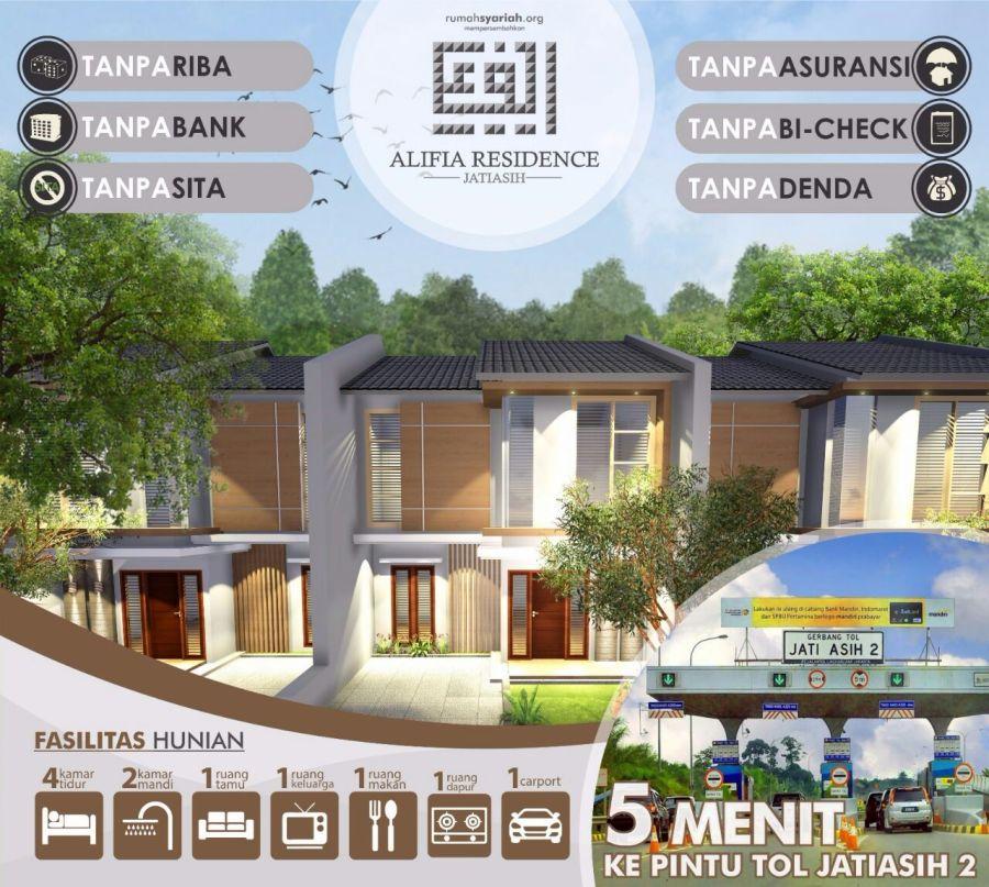 Alifia Residence Jatiasih