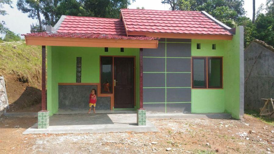 Kantor Pemasaran Villa D'Bojongmangu - Bekasi