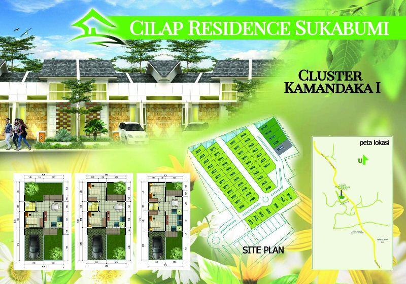 Cluster Kamandaka I - Cilap Residence Sukabumi