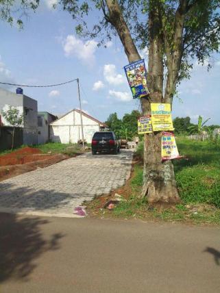 Jalan Masuk Bhakti ABRI Residence
