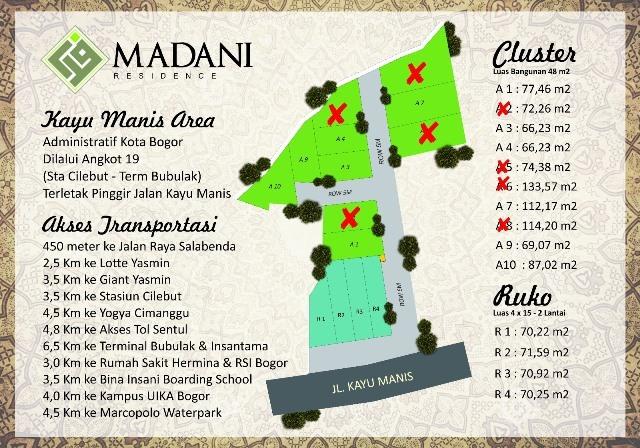 madani residence bogor