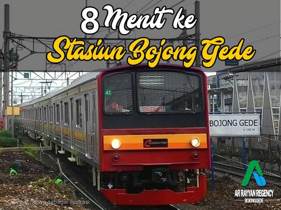 Ar-Rayyan Regency Bojonggede Bogor