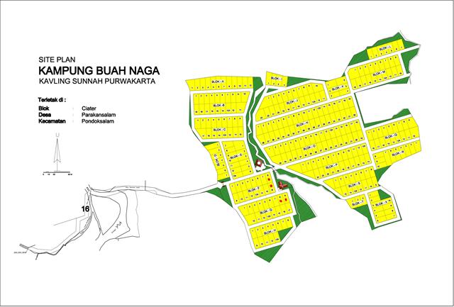 Blok Kavling Purwakarta