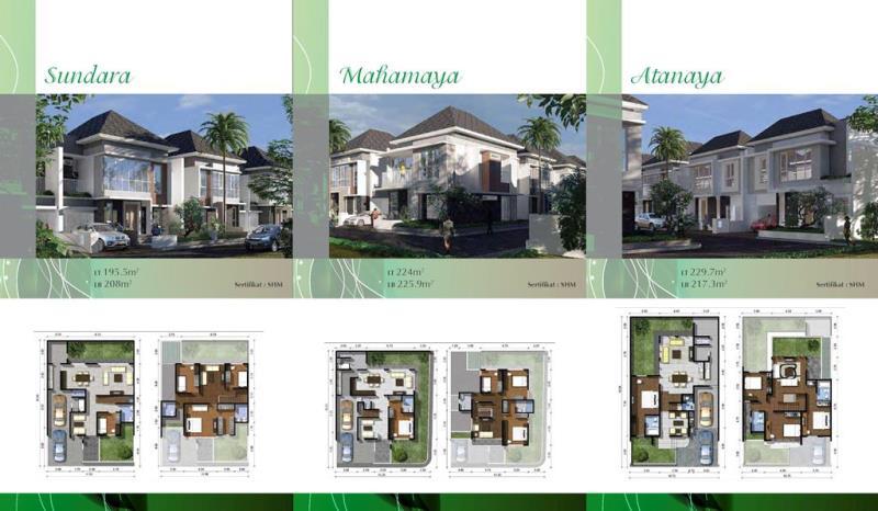 Villa Awatara Bintaro - E-Brochure2