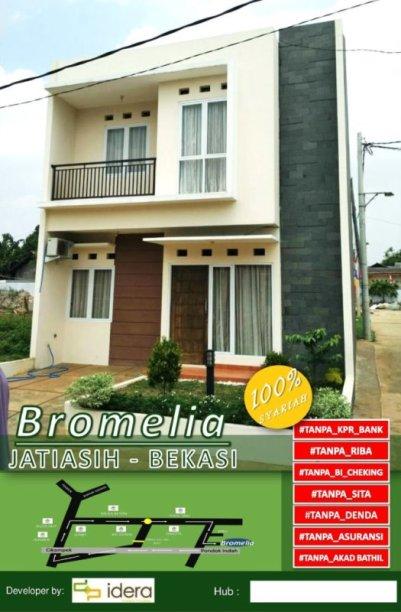 Brosur Bromelia Residence