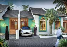 Arabic Village Ciamis - Desain Rumah 1