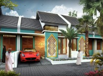 Arabic Village Ciamis - Desain Rumah 2