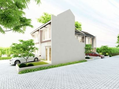 Islamic Village Townhouse Serpong