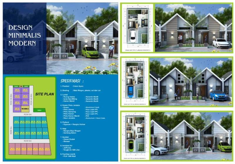 Arkanza Residence 4 Tambun