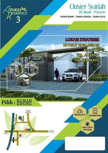 Arkanza Residence 3 - Brosur