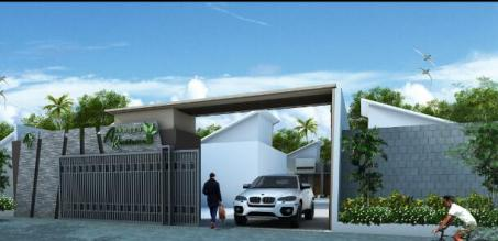 Arkanza Residence 3 - Cluster Gate