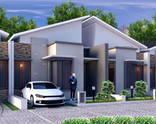 Arkanza Residence 3 - Desain Rumah 2