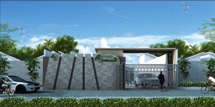 Arkanza Residence 3 - Gerbang