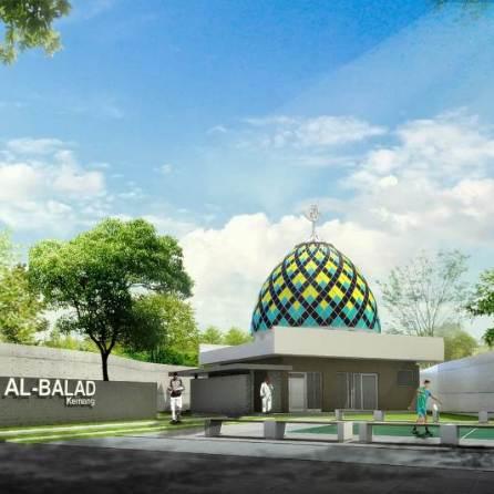 masjid gran balad kemang