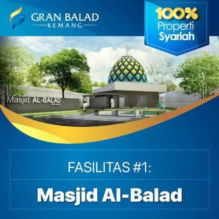 masjid al-balad kemang bogor