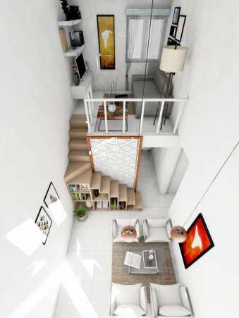interior rumah jannah hill