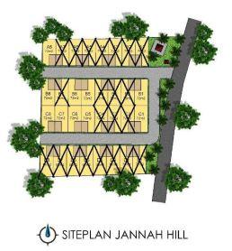 siteplan jannah hill